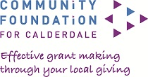 Calderdale Community Foundation logo
