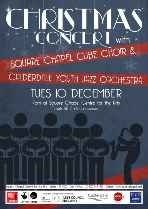 Square Choir Xmas Poster 13 copy