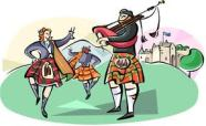 Celeidh dance