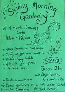 Wadsworth Gardening Classes