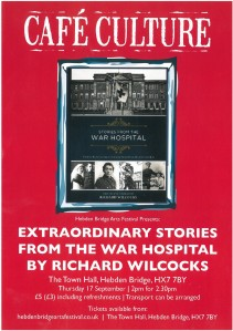Extraordinary Stories from the War Hospital