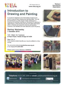 WEA Intro to Drawing and Painting HB 7 Oct 2015-page-001