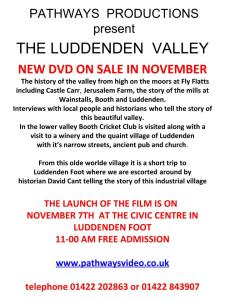 Luddenden Foot Poster