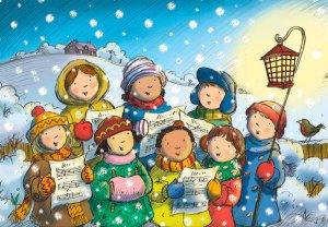 Carol-Singers